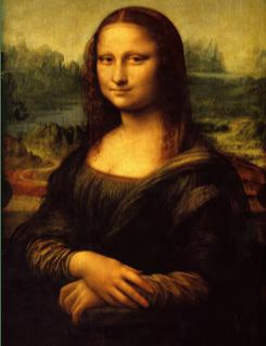 Leonardo da Vinci: Mona Lisa (1503-1506)